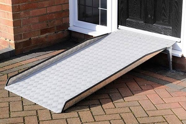 How To Set Up A Wheelchair Ramp Safely