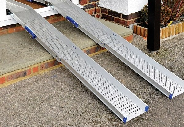 Why We Use Aluminium Disability Ramps