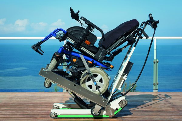 Aspire Powered SC-DP1 Domino People Stairclimber