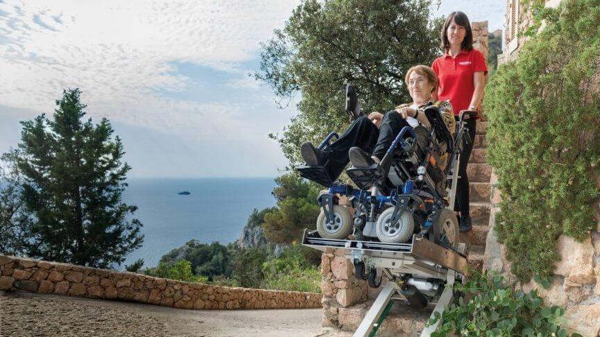 Powered Stairclimbers
